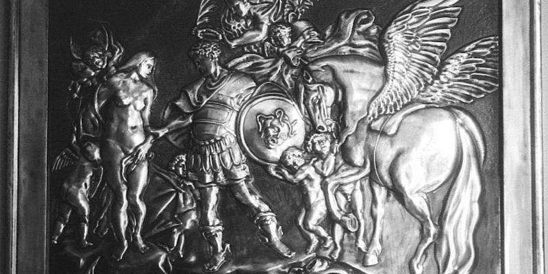 """""""Персей и Андромеда"""""""