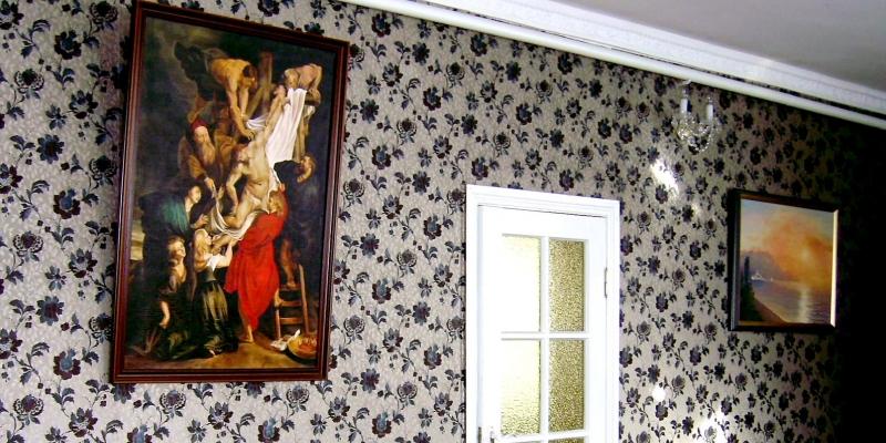 Оформление частного дома
