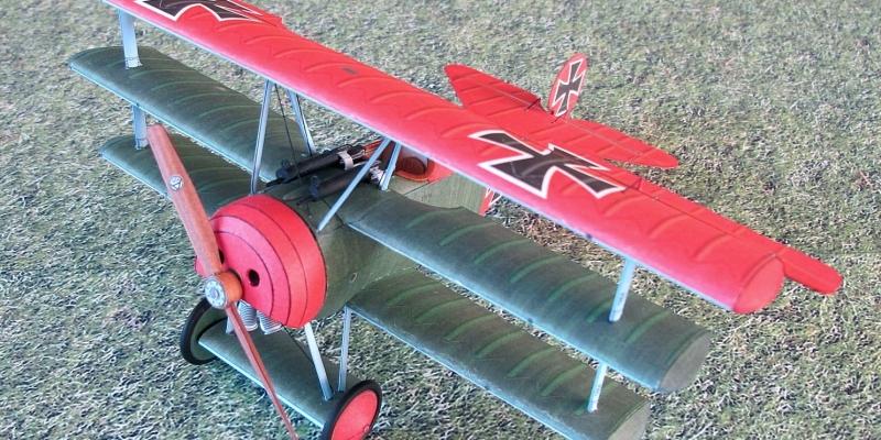 """Fokker   DR-1  """" Triplane """""""