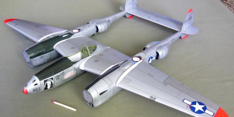 "P-38  J/L  ""Lightning"""