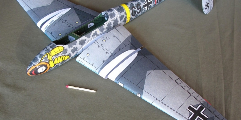 Bf-110  C-4