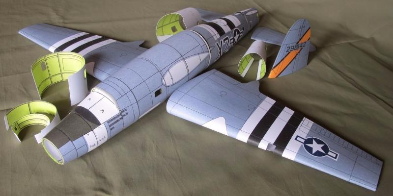 """B-26  """"Marauder"""""""
