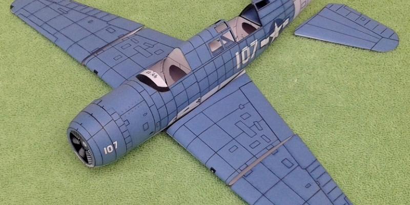 """SB2C-4(5) """"Helldiver"""""""