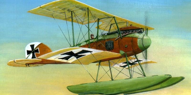 Albatros  W.IV