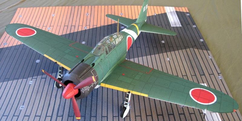 """А-6 М2 type 0 model 21 """" Reizen """""""