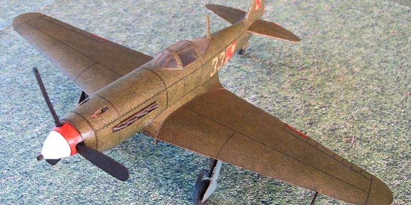 Як-9 У  (JAK-9  U)