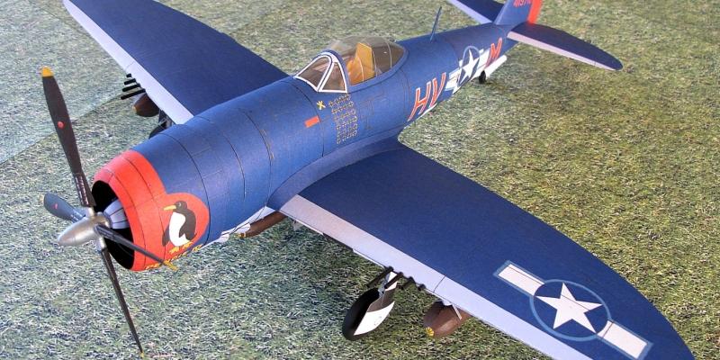 "P-47  D-28 RE  ""Thunderbolt"""