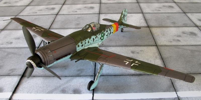 FW   Ta-152  H-1