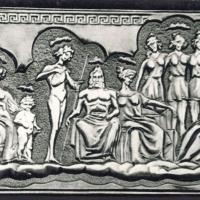 """"""" Боги Греции на Олимпе """""""