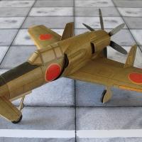 """J-7  W1  """"Shinden"""""""