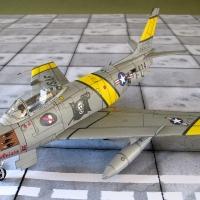 """F-86 F-35  """"Sabre"""""""