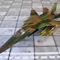 "F-111 E  ""Aardvark"""