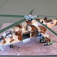 Ми-24 Д  (Mi-24  D)