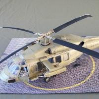"UH-60 A  ""Black hawk """