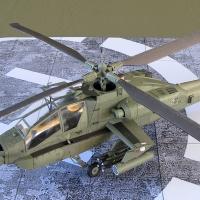 """AH-64  A  """"Apache"""""""