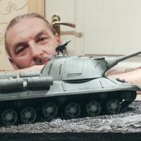 """ИС-3  """"Иосиф Сталин""""  (IS-3)"""