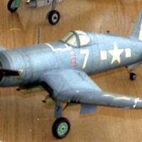 """F4  U-1D  """"Corsair"""""""