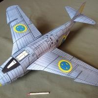 "J-29  F  ""Tunnan"""