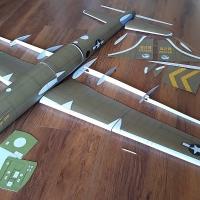 """B-29  A-1 BN  """" Superfortress """""""