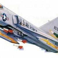 F-106 A «Дельта Дарт»
