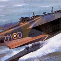 Short Sunderland Mk.II A4
