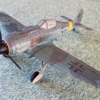 """Fw-190  F-3  """"Wurger"""""""