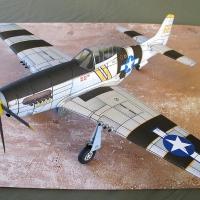 "P-51 D  ""Mustang"""