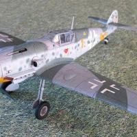 "Bf-109  G-6  ""Gustaw"""