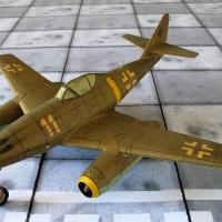 "Me-262  A-1 ""Schwalbe"""