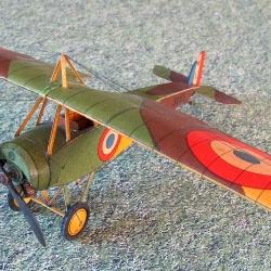 "Morane - Saulnier  (type L)  ""Parasole"""