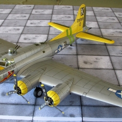 "B-17 G  ""Flying fortress"""