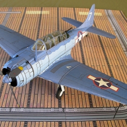 "SBD-3  ""Dauntless"""