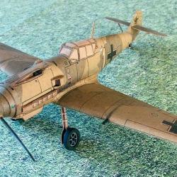 """BF-109  E-4  """" Emil """""""
