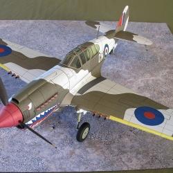 "P- 40 M  Mk.IIb  ""Kittyhawk"""
