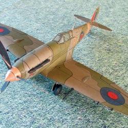 """""""Spitfire""""   MK.V B"""