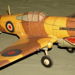 "P- 40  ""Tomahawk"""