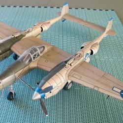 "Р-38 J  ""Lightning"""