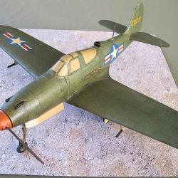 "P-39 D  ""Airacobra"""