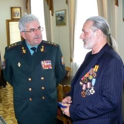 Главнокомандующий вооруженными силами Украины