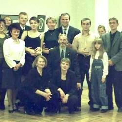 2001     Выставочный центр.  г.Архангельск