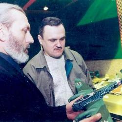2004    Военно-историческая миниатюра (КИРУЕ)  г.Кировоград