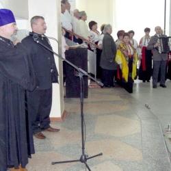 2005, 2007   День вывода советских войск из Афганистана  г.Херсон