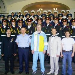 2007    День победы  (Национальная академия обороны Украины) г. Киев