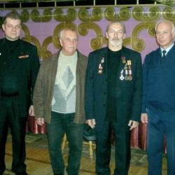 2008     65-я годовщина освобождения  г.Черкассы