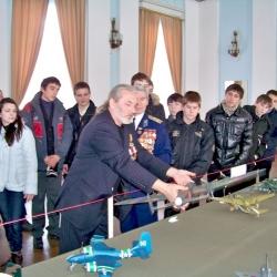 2009    День защитника Отечества  г.Киев