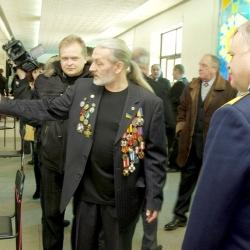 2011    День защитника Отечества  г.Кировоград